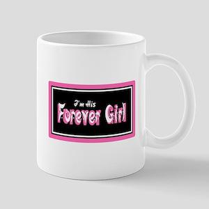 His Forever Girl Mugs