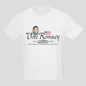 Beautiful Mitt Romney Kids Light T-Shirt