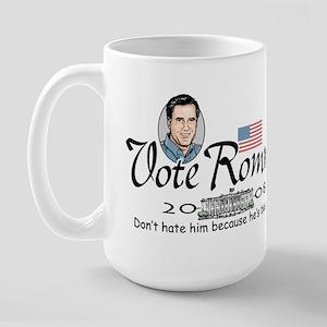 Beautiful Mitt Romney Large Mug