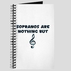 Sopranos are Treble Journal