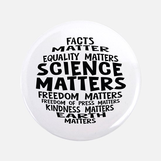Science Matter Bubble Button