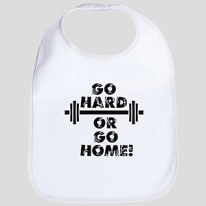 Go Hard or Go Home Bib