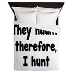 Ghost Hunter's Philosophy Queen Duvet
