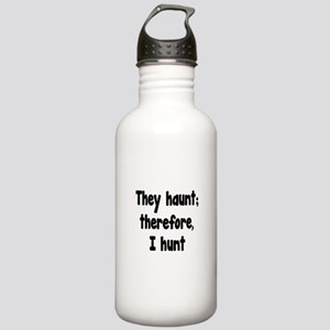 Ghost Hunter's Philosophy Stainless Water Bottle 1