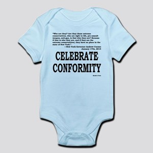 Celebrate Conformity, Cuomo Body Suit