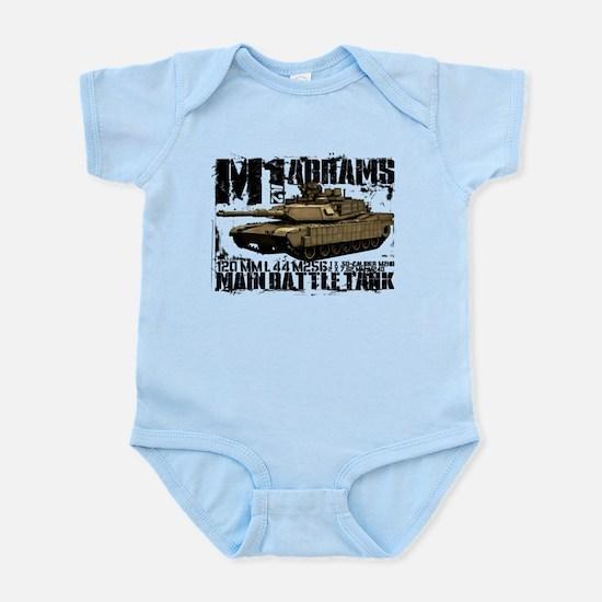 M1A2 Abrams Body Suit