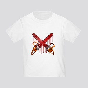Bloody Chainsaws T-Shirt