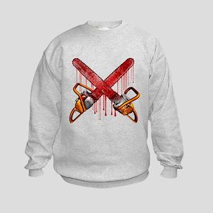 Bloody Chainsaws Sweatshirt