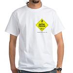 Organic Peroxide White T-Shirt