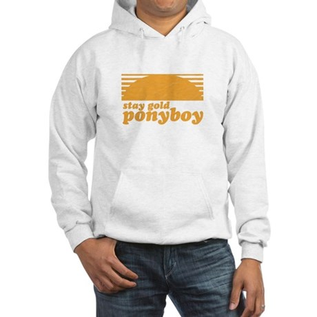 """""""Stay Gold Ponyboy"""" [The Outs Hooded Sweatshirt"""