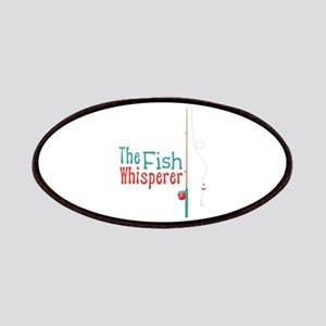 The Fish Whisperer Patches