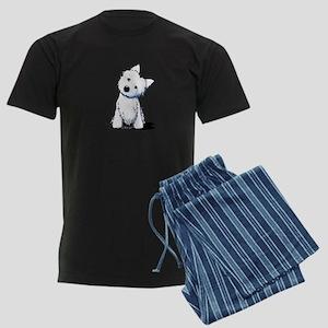 Lyle Lyle Crocodile Men's Dark Pajamas