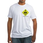 Organic Peroxide Fitted T-Shirt