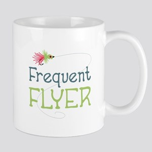 Frequent Flyer Mugs