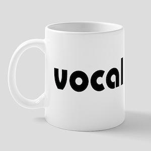 Vocal Geek Mug