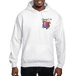 Bohemian Gypsy Chic Hooded Sweatshirt
