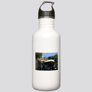 Barge and bicycles, Am Stainless Water Bottle 1.0L