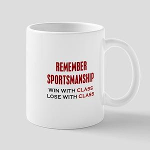 Sportsmanship Mug