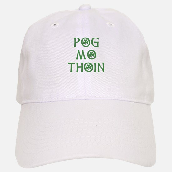 Pog Mo Thoin Shamrock Baseball Baseball Cap