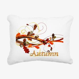 Autumn Rectangular Canvas Pillow