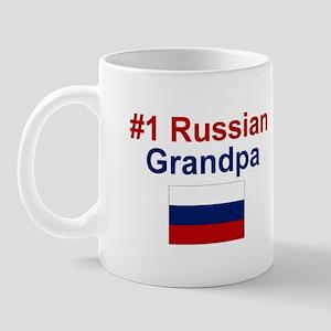 Russia #1 Grandpa Mug