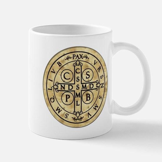 St. Benedict Medal Mug