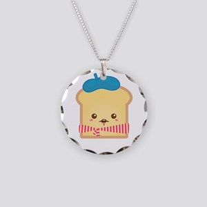 Cute French Toast Necklace