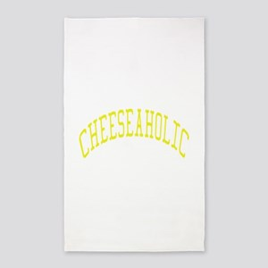 Cheeseaholic 3'x5' Area Rug