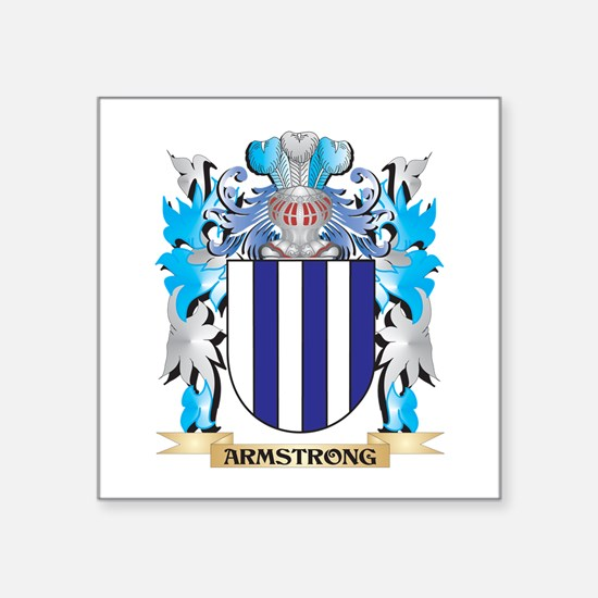 Armstrong Coat Of Arms Sticker