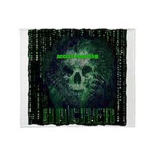 Hacker Throw Blanket