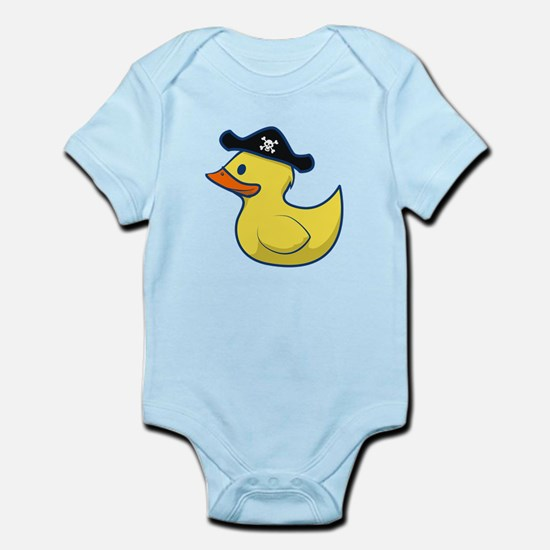 Pirate Duck Body Suit
