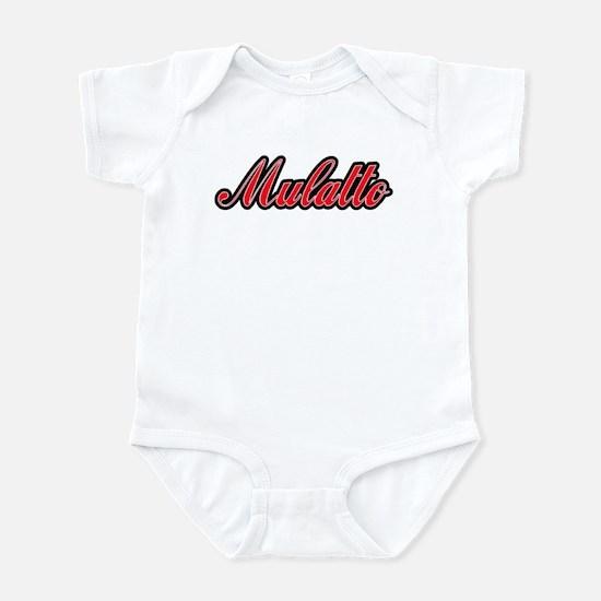 Mulatto Infant Bodysuit