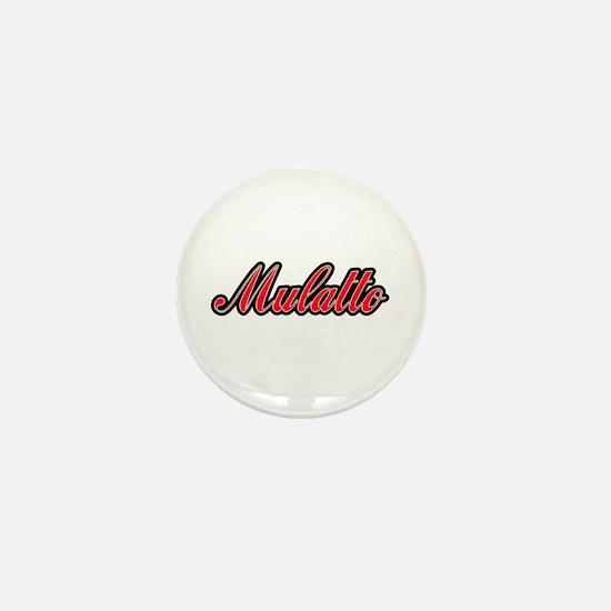 Mulatto Mini Button