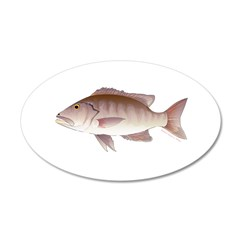 Cubera Snapper Wall Decal