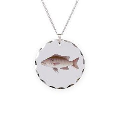 Cubera Snapper Necklace
