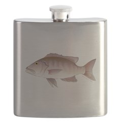 Cubera Snapper c Flask