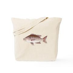 Cubera Snapper c Tote Bag