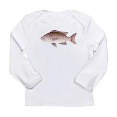 Cubera Snapper c Long Sleeve T-Shirt