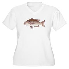 Cubera Snapper c Plus Size T-Shirt