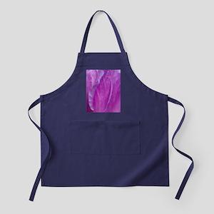 Purple Flower Apron (dark)