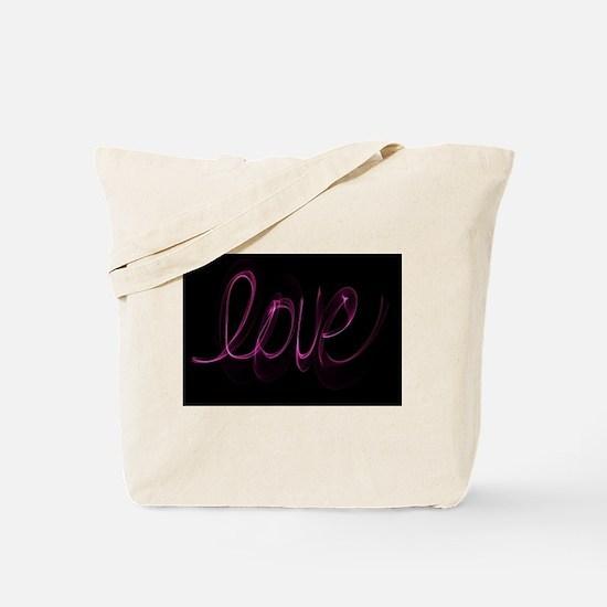 Love Valentine  Tote Bag