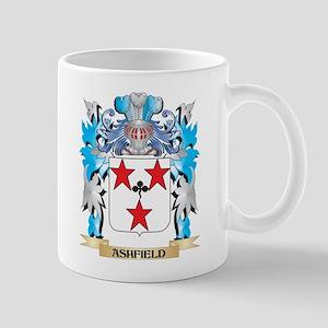 Ashfield Coat Of Arms Mugs