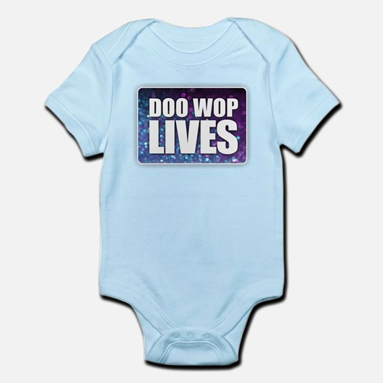 Doo Wop Lives Body Suit