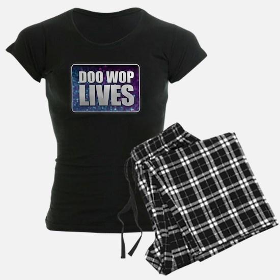 Doo Wop Lives Pajamas