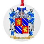 Elejalde Round Ornament