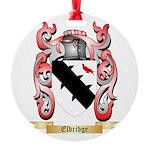 Eldridge Round Ornament