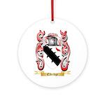 Eldridge Ornament (Round)