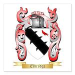 Eldredge Square Car Magnet 3