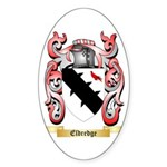 Eldredge Sticker (Oval 10 pk)