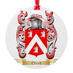 Eldred Round Ornament